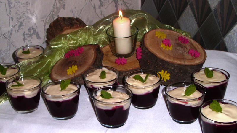 Zur Eiche, Profen, Buffet, Plattenservice, Catering, Dessert