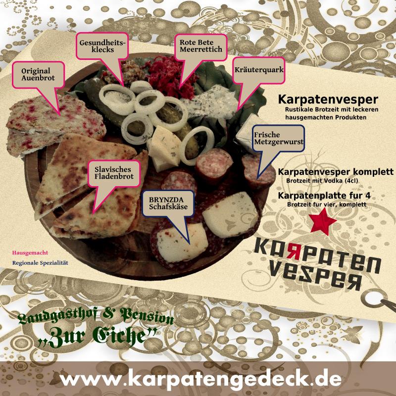 Karpatenvesper, Vodka, russische, Küche, slavisch, Elsteraue, Zeitz, Leipzig