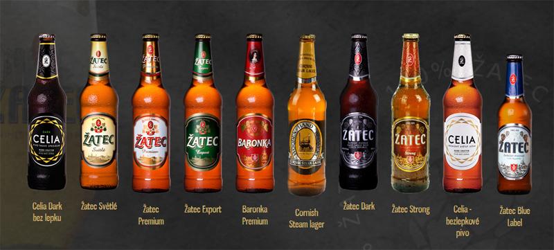 Zatec, Bier, Brauerei, Glutenfrei, Pilsner, Saazer, Hopfen, Zöliakie