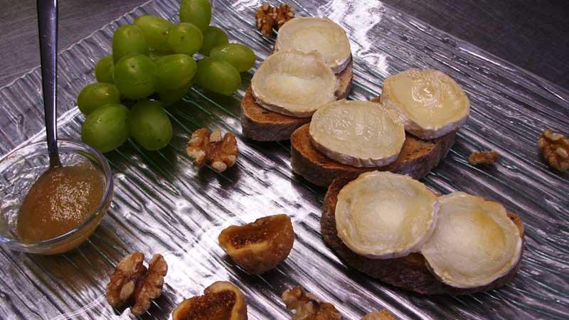 Dessert, Ziegenkäse, Gaststätte Elsteraue, Zeitz, Zwenkau, Pegau, Groitzsch
